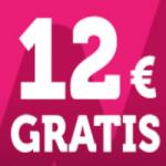 12€ bono sin deposito wanabet