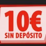 10€ sin depósito Marca Apuestas